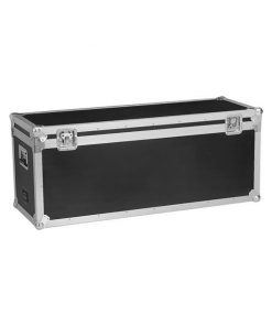 Flight-Case com 120 x 40 x 50 cm