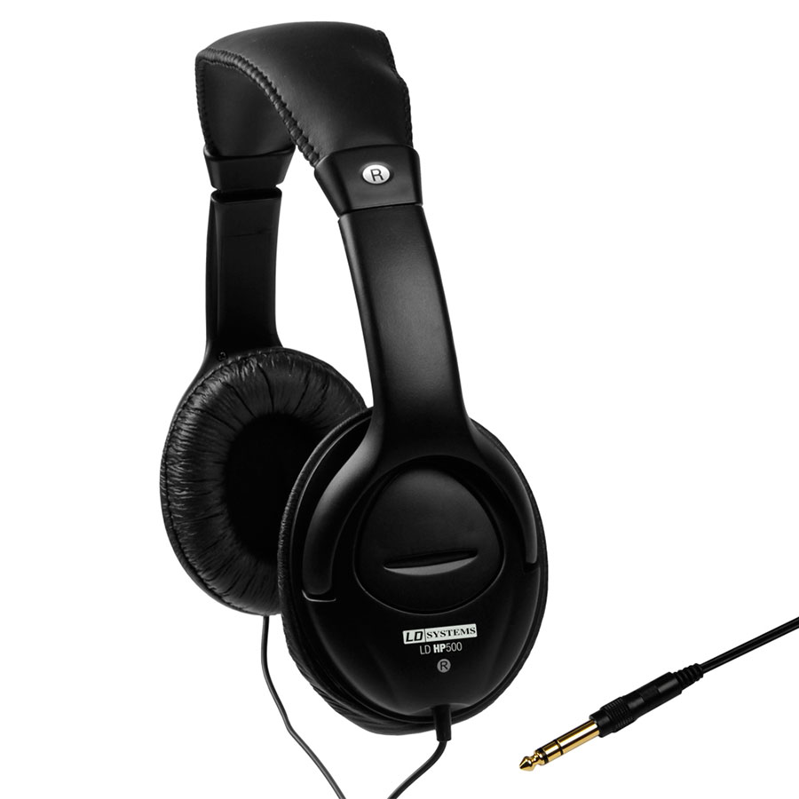 Headphones LD Systems HP500