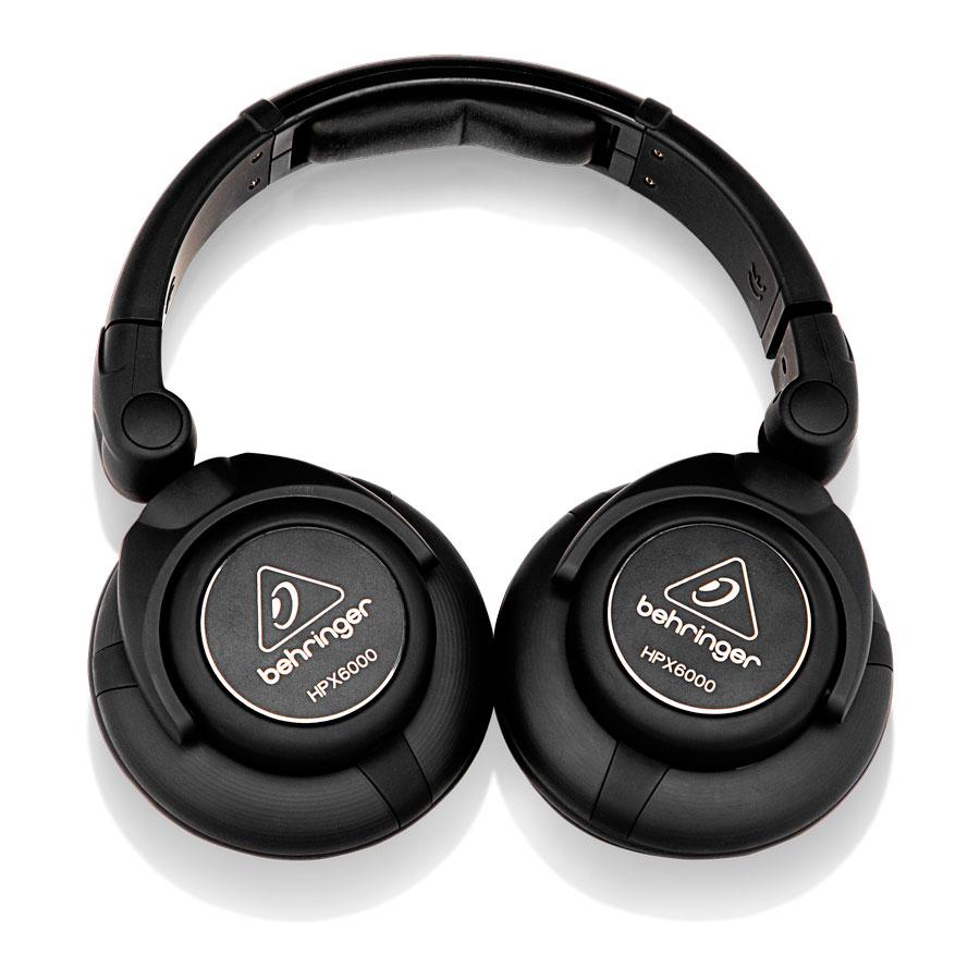 Headphones Behringer HPX6000