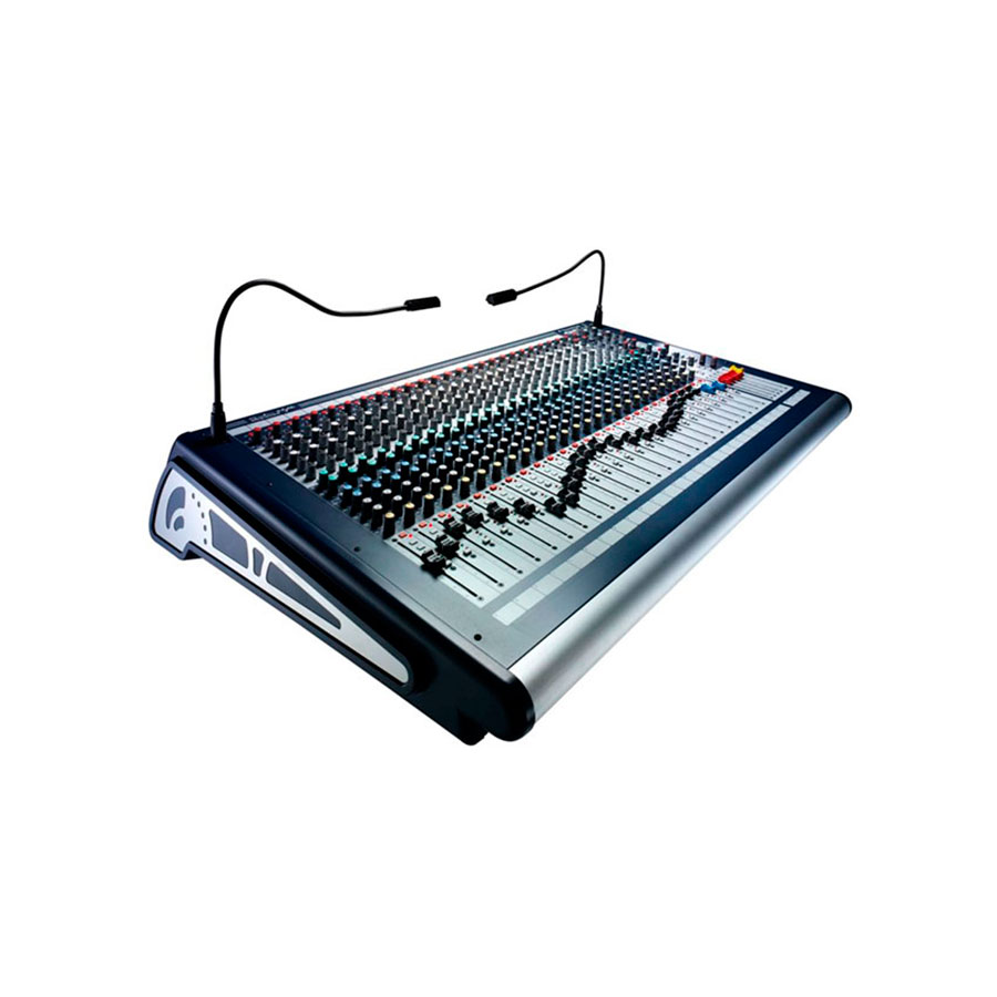 Mesa de Mistura Soundcraft GB2 24