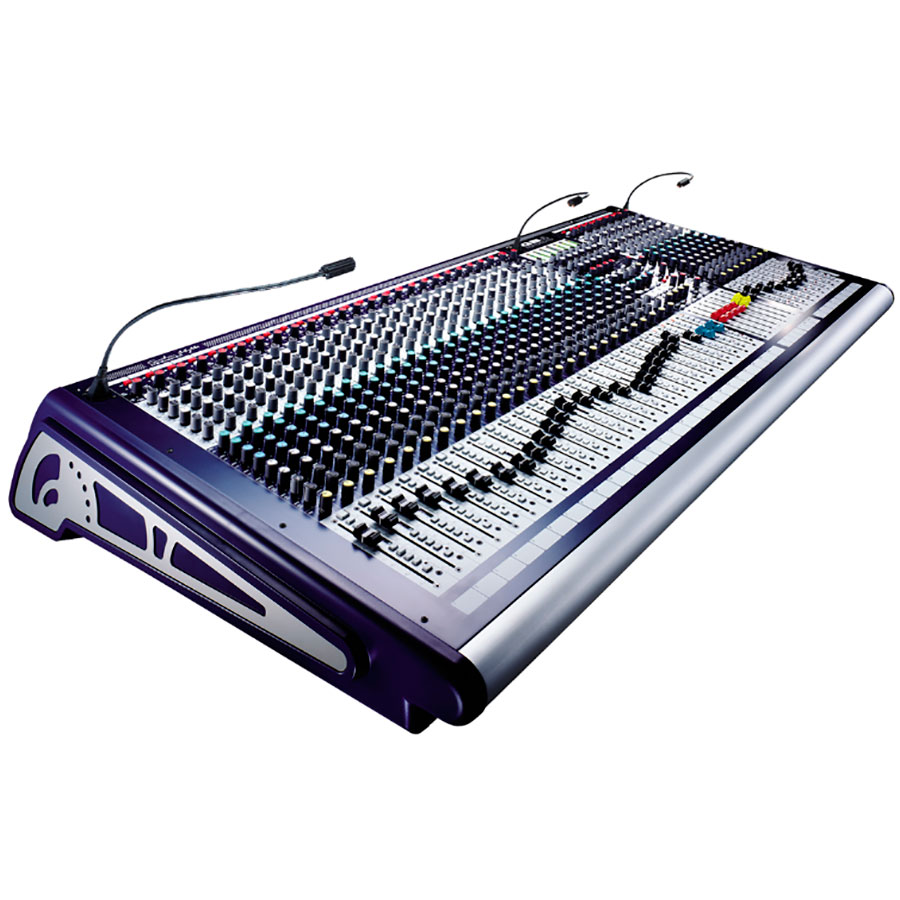 Mesa de Mistura Soundcraft GB4 16