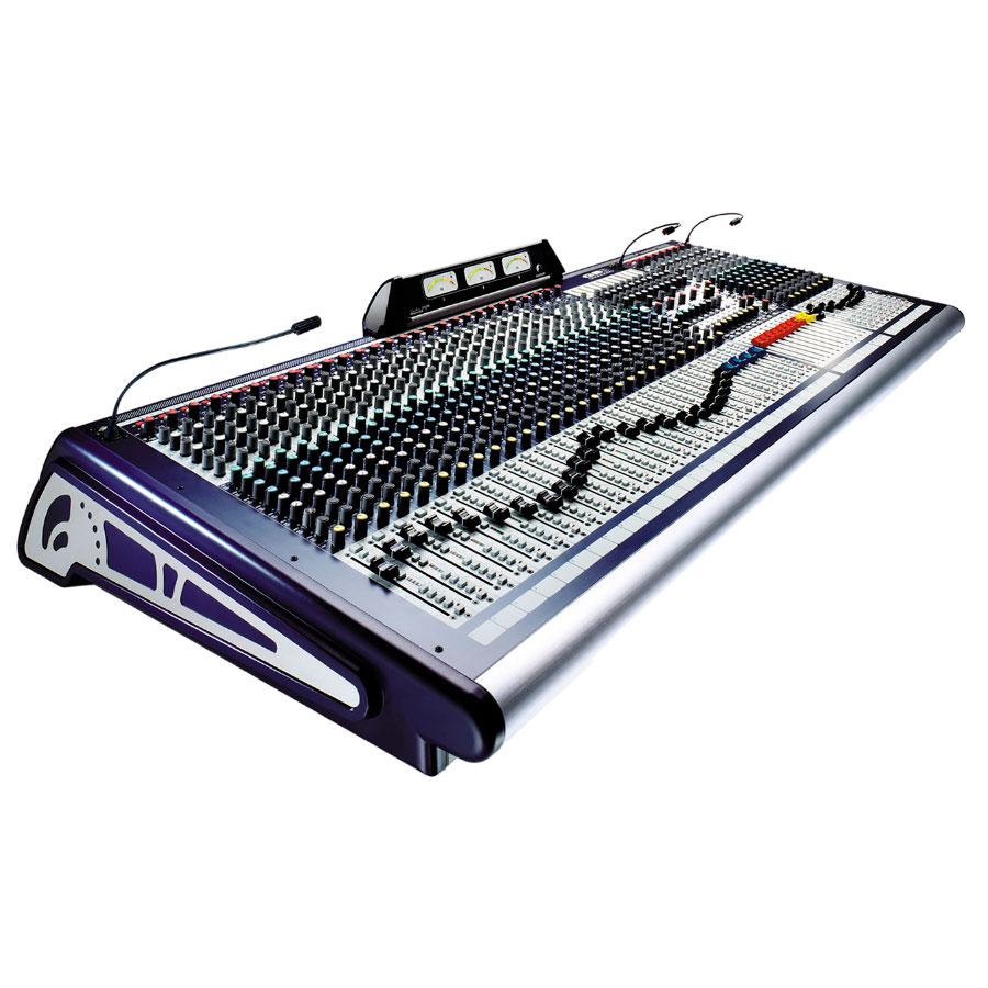 Mesa de Mistura Soundcraft GB8 32