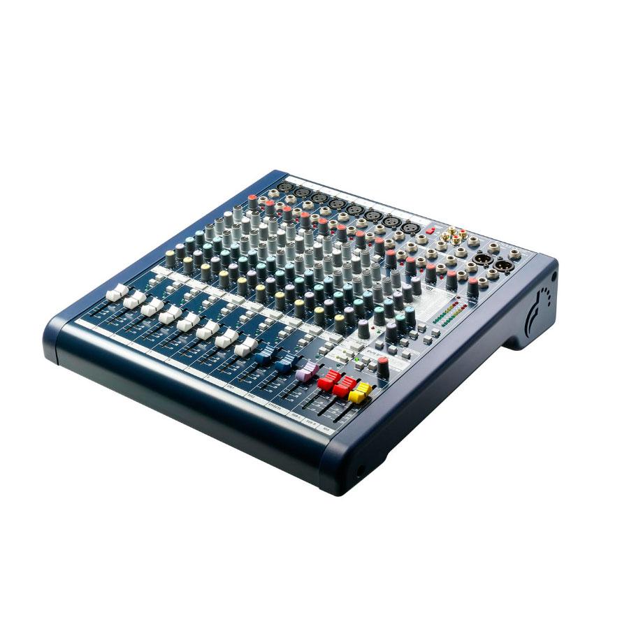 Mesa de Mistura Soundcraft MFXi8