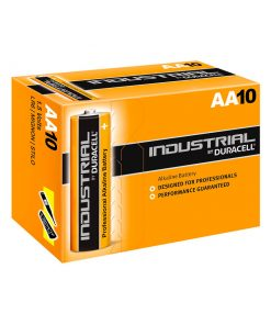 Bateria Duracell Industrial AA | 10 Pack