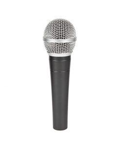 Microfone Dinâmico Voz Oqan QMD50 STAGE