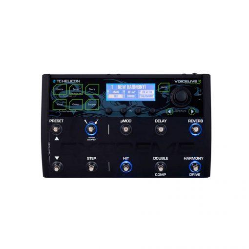 Processador Voicelive 3 Extreme TC-Helicon