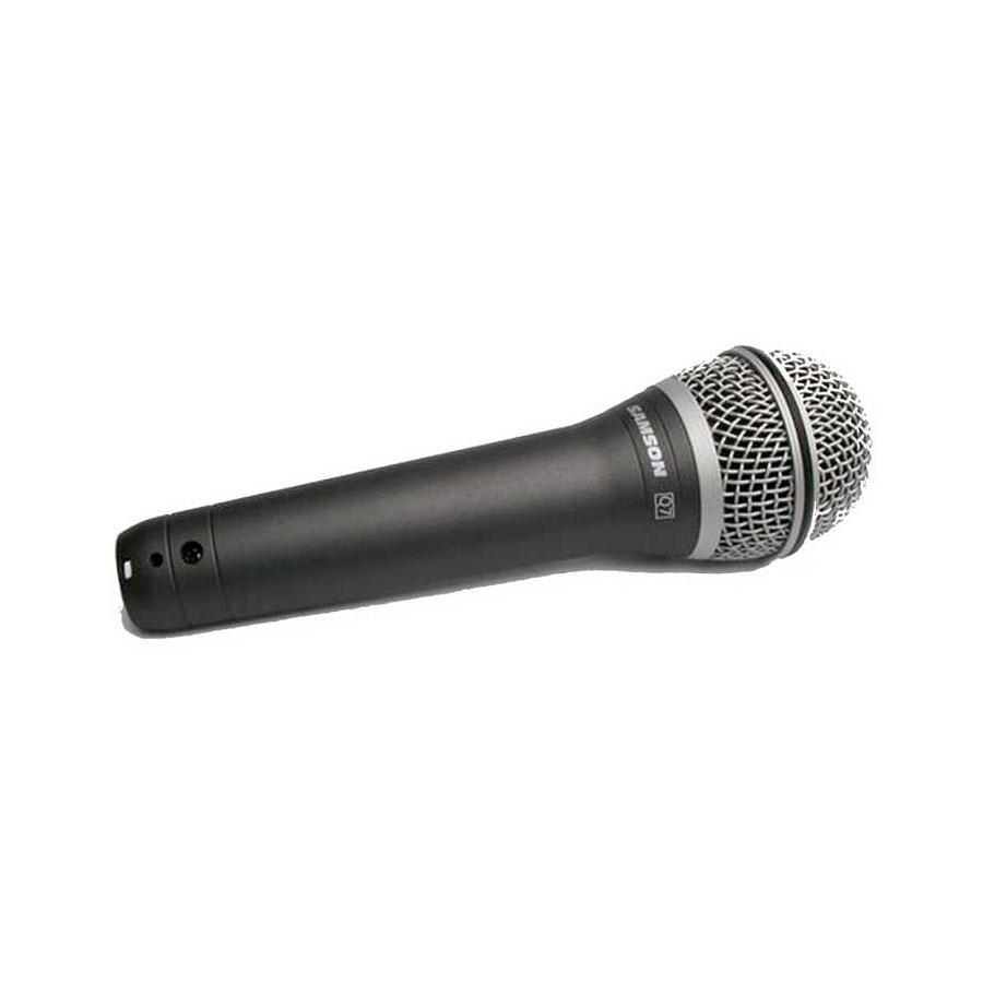 Microfone Samson Q7 Dinâmico Voz