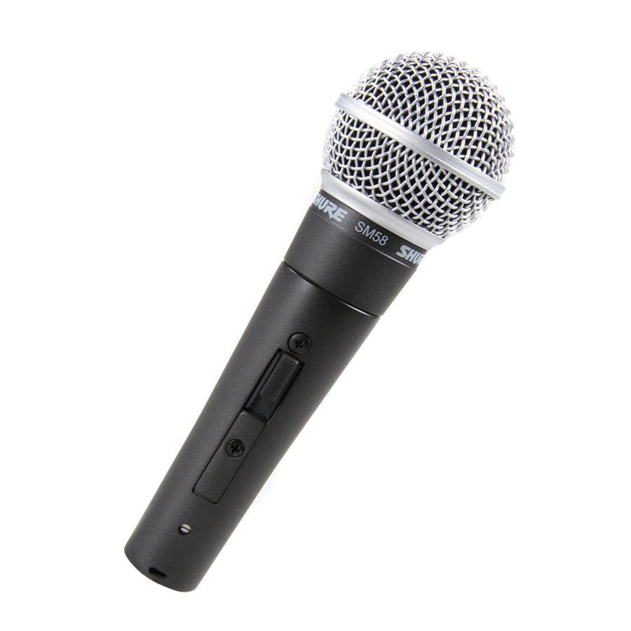 Microfone Shure SM58S_2